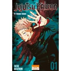 JUJUTSU KAISEN T01 - Manga au prix de 6,90€