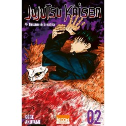 JUJUTSU KAISEN T02 - Manga au prix de 6,90€