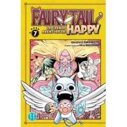 FAIRY TAIL LA GRANDE AVENTURE DE HAPPY T07 - Manga au prix de 6,95€