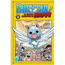 FAIRY TAIL LA GRANDE AVENTURE DE HAPPY T08 - Manga au prix de 6,95€