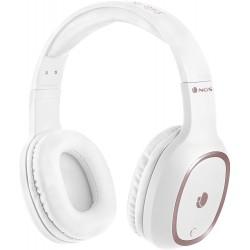 CASQUE NGS BT ARTICA PRIDE WHITE - Ecouteurs Téléphones au prix de 19,95€