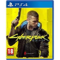 PS4 CYBERPUNK 2077 - Jeux PS4 au prix de 49,95€