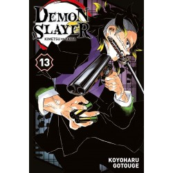 DEMON SLAYER T13 - Manga au prix de 6,99 €