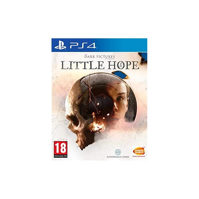 PS4 LITTLE HOPE - Jeux PS4 au prix de 24,95€