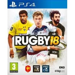PS4 RUGBY 18 OCC - Jeux PS4 au prix de 6,95€