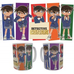 MUG DETECTIVE CONAN EDOGAWA 315ML - Mugs au prix de 9,95€