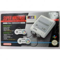 CONSOLE SUPER NES PACK SUPER MARIO WORLD 2 MANETTES (SANS NOTICE) - Consoles Super NES au prix de 119,95€