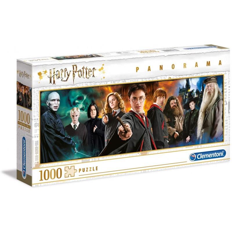 PUZZLE HARRY POTTER PANORAMA 1000 PIECES - Puzzles & Jouets au prix de 14,95€