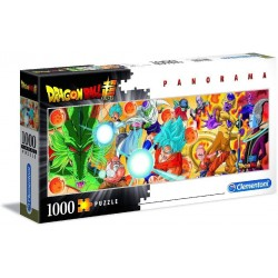 PUZZLE DRAGON BALL SUPER PANORAMA 1000 PIECES - Puzzles & Jouets au prix de 14,95 €