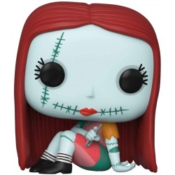 POP DISNEY NIGHTMARE BEFORE XMAS 806 SALLY SEWING - Figurines POP au prix de 14,95€