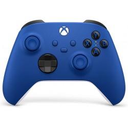 MANETTE BLUETOOTH XBOX SERIES SHOCK BLUE - Accessoires Xbox Series au prix de 59,95€