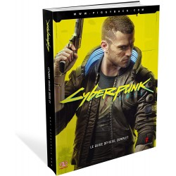 GUIDE OFFICIEL CYBERPUNK 2077 - Guides de Jeux au prix de 19,99 €