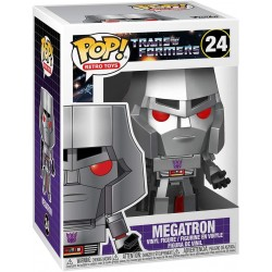 POP TRANSFORMERS 24 MEGATRON - Figurines POP au prix de 14,95€