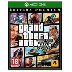 XONE GTA V EDITION PREMIUM - Jeux Xbox One au prix de 29,95€