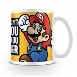 MUG MARIO MAKES YOU SMALLER 315ML - Mugs au prix de 9,95€