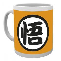 MUG DRAGON BALL Z GOKU KANJI 300ML - Mugs au prix de 9,95€