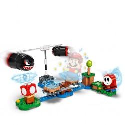 LEGO MARIO 71366 BARRAGE DE BILL BOURRINS - Puzzles & Jouets au prix de 29,95€