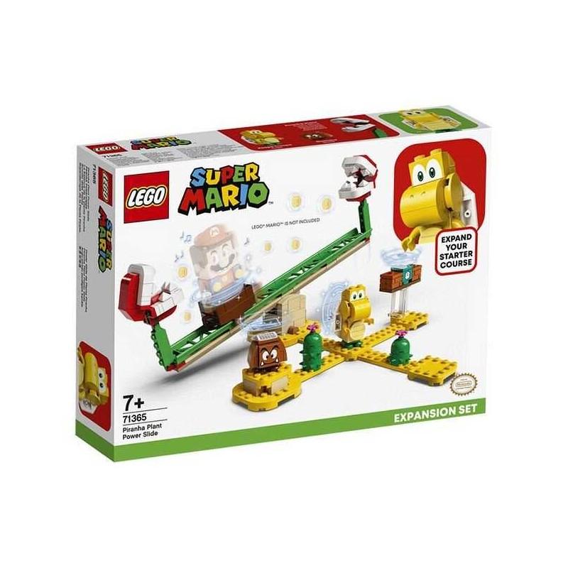 LEGO MARIO 71365 BALANCE PLANTE PIRANHA - Puzzles & Jouets au prix de 29,95€