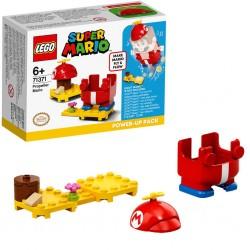 LEGO MARIO 71371 COSTUME MARIO HELICE - Puzzles & Jouets au prix de 9,95€