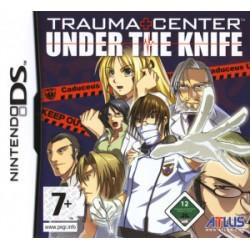 DS TRAUMA CENTER UNDER THE KNIFE - Jeux DS au prix de 14,95€