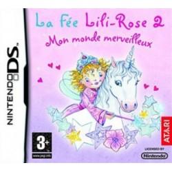 DS LA FEE LILY ROSE 2 MON MONDE MERVEILLEUX - Jeux DS au prix de 4,95€