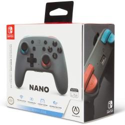 MANETTE SWITCH BLUETOOTH NANO CONTROLLER GRIS NEON - Accessoires Switch au prix de 49,95€
