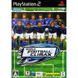 PS2 WORLD FOOTBALL CLIMAX (IMPORT JAP) - Jeux PS2 au prix de 1,95€