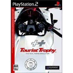 PS2 TOURIST TROPHY (IMPORT JAP) - Jeux PS2 au prix de 1,95€