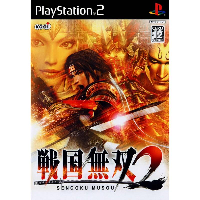 PS2 SAMURAI WARRIORS 2 (IMPORT JAP) - Jeux PS2 au prix de 6,95€