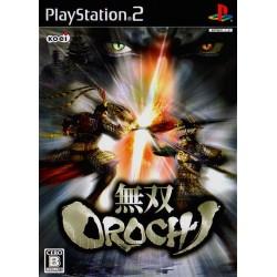 PS2 WARRIORS OROCHI (IMPORT JAP) - Jeux PS2 au prix de 9,95€
