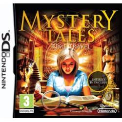 DS MYSTERY TALES - Jeux DS au prix de 9,95€