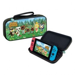 HOUSSE DE TRANSPORT SWITCH ANIMAL CROSSING PERSONNAGES - Accessoires Switch au prix de 24,95 €