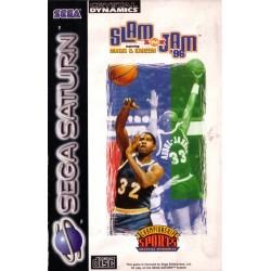 SAT SLAM JAM (BOITE ABIMEE) - Jeux Saturn au prix de 7,95€