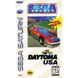 SAT DAYTONA USA (SANS NOTICE) - Jeux Saturn au prix de 9,95€