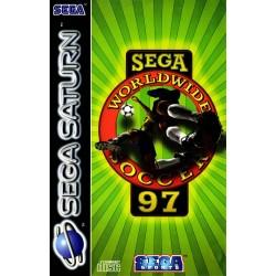 SAT SEGA WORLDWIDE SOCCER 97 - Jeux Saturn au prix de 4,95€