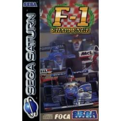 SAT F1 CHALLENGE - Jeux Saturn au prix de 9,95€
