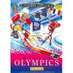 MD WINTER OLYMPICS - Jeux Mega Drive au prix de 6,95€