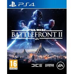 PS4 STAR WARS BATTLEFRONT 2 - Jeux PS4 au prix de 29,95€