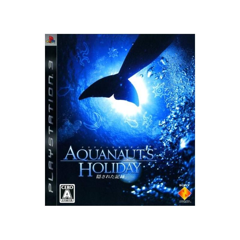 PS3 AQUANAUT S HOLIDAY (IMPORT JAP) - Accessoires PS3 au prix de 4,95€
