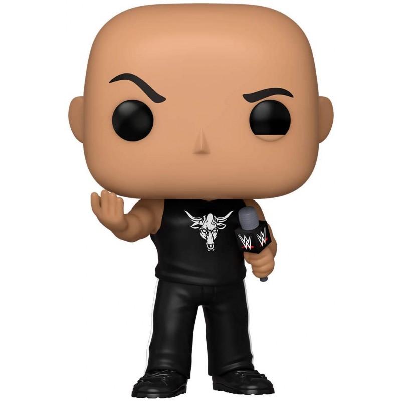 POP WWE 78 THE ROCK - Figurines POP au prix de 14,95€
