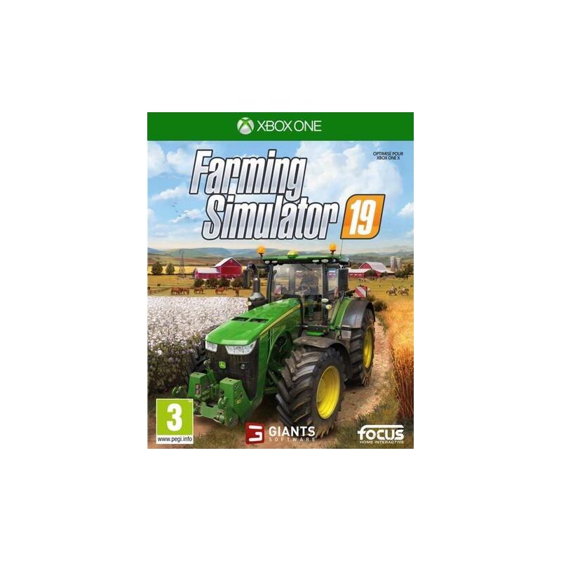 XONE FARMING SIMULATOR 19 OCC - Jeux Xbox One au prix de 19,95€
