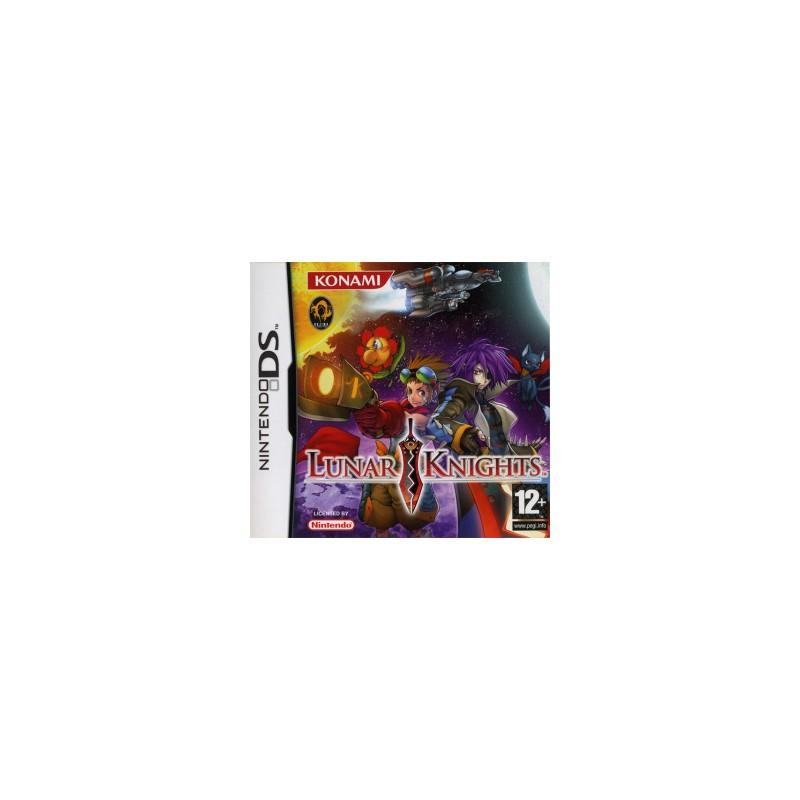 DS LUNAR KNIGHTS - Jeux DS au prix de 19,95€