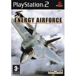 PS2 ENERGY AIRFORCE - Jeux PS2 au prix de 4,95€