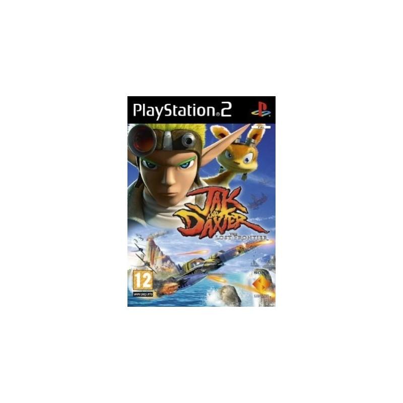 PS2 JAK AND DAXTER LOST FRONTIER - Jeux PS2 au prix de 6,95€