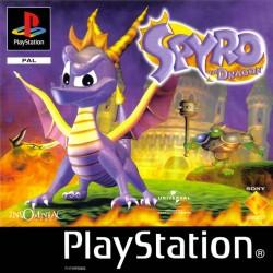 PSX SPYRO THE DRAGON - Jeux PS1 au prix de 19,95€