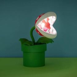 LAMPE SUPER MARIO PIRANHA PLANT - Lampes Décor au prix de 34,95€