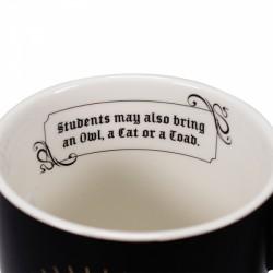 MUG HARRY POTTER SCHOOL LIST LATTE MUG 500ML - Mugs au prix de 14,95€