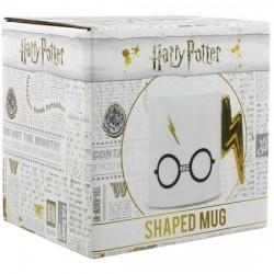 MUG HARRY POTTER LUNETTES 3D 315ML - Mugs au prix de 14,95€