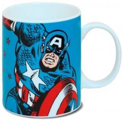 MUG MARVEL CAPTAIN AMERICA CLASSIC 350ML - Mugs au prix de 9,95€