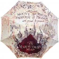PARAPLUIE HARRY POTTER LA CARTE DU MARAUDEUR - Textile au prix de 29,95€